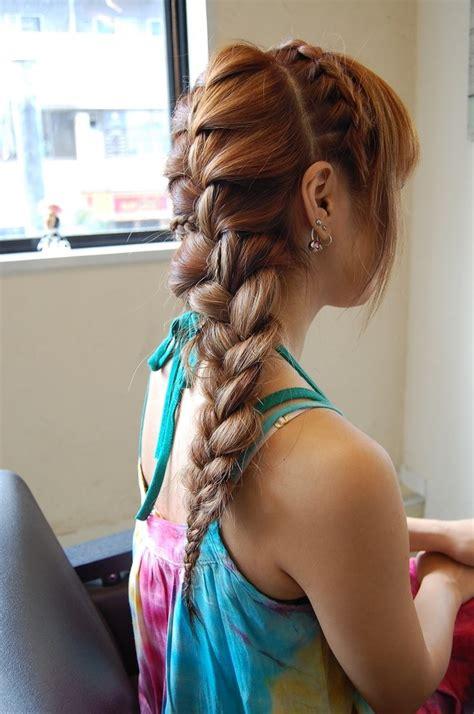 22 stunning braid hairstyles for long hair pretty designs