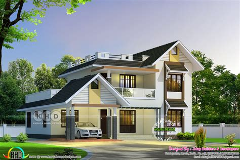 home design for 2017 august 2017 kerala home design and floor plans