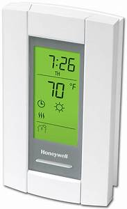 Electric Heat Thermostat  Programmable Thermostat
