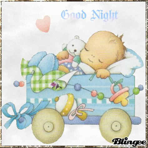 good night baby picture  blingeecom
