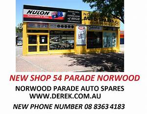 Norwood Parade Auto Spares