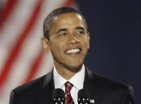 First Black President Barack Obama