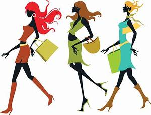 Ladies Fashion Clipart | Clipart Panda - Free Clipart Images