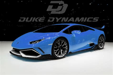 duke dynamics lamborghini huracan lp  arrow