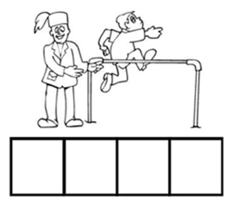 elkonin boxes phonics worksheets