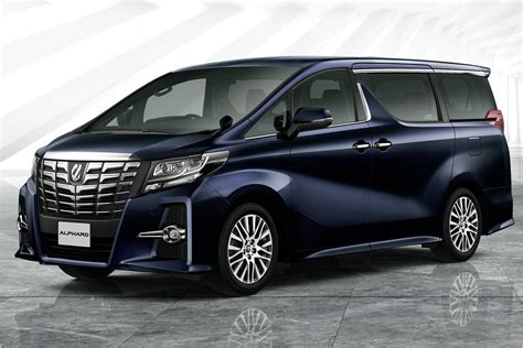 Toyota Alphard Picture by 2015 Toyota Alphard Pictures Information And Specs