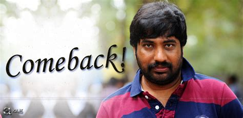 Yvs Chowdary Is Back?