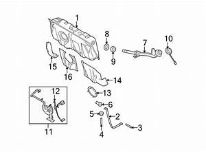 Ford Expedition Nut  Strap  Arm  Washer  Wiper