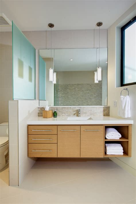 bathroom pendant lighting Bathroom Modern with bathroom