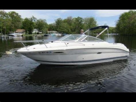 Weekender Boat by 2007 Sea 215 Weekender Boat For Sale At Marinemax Lake