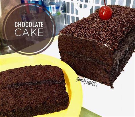 Satu lagi resep yang memberdayakan penggunaan putih telur. Cake Coklat Yang di Adaptasikan Dari Resep Brownies Kukus Ny.Liem Langsung Sukses (Dengan gambar ...