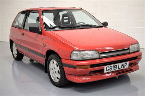 Daihatsu Charade by Used 1989 Daihatsu Charade Gtti Turbo For Sale In York