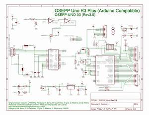 Osepp Uno R3 Plus Vs Official Arduino Uno