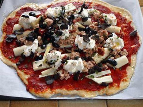 recette de pizza maison par rosinette