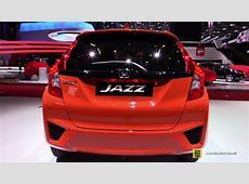 2016 Honda Jazz at 2015 Geneva Motor Show