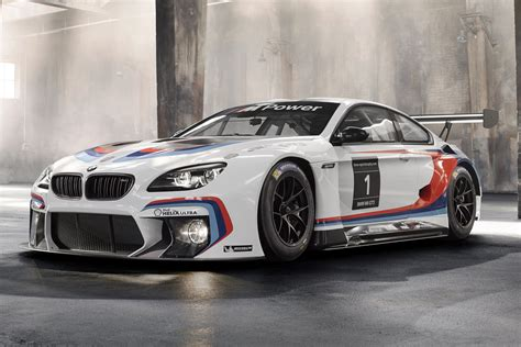 Picture Of 2018 Bmw M6 Gt3