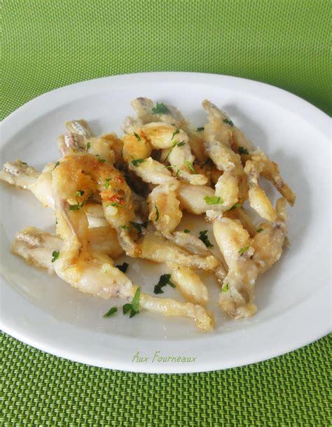cuisiner des cuisses de grenouilles cuisses de grenouille sautées à l 39 ail aux fourneaux