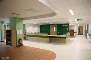 HOSPITAL INTERIORS DESIGNS FOR RECEPTIONS | Home Designs ...