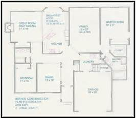 free home plans free home plan 2190 sq ft