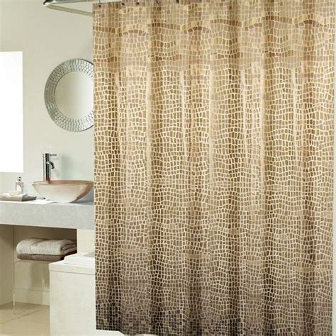 Annas Linens Curtain Rods by Lagoon Bronze Shower Curtain S Linens