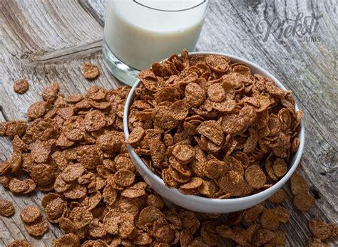 Kukurūzas pārslas ar šokolādes garšu 0,5 kg - Rieksti Jums