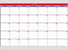 85 X 11 Printable Calendar » Calendar Template 2018