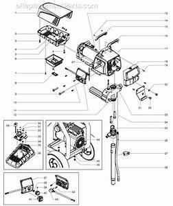 Titan 440 Parts List And Diagram   Ereplacementparts Com