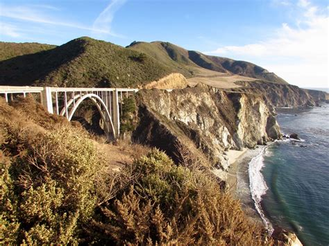 Bixby Creek Bridge, Monterey County, California   Big Sur Coast's
