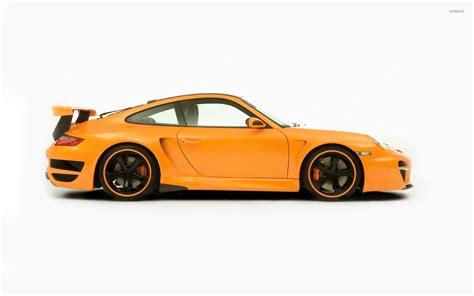Techart Porsche 911 Turbo Gt Street Wallpaper Car