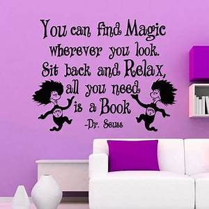 dr seuss quotes wall decals you can find from fabwalldecals on With good look dr seuss quotes wall decals