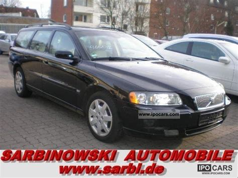 how make cars 2006 volvo v70 electronic valve timing 2006 volvo v70 d5 momentum leather kliatronik car photo and specs