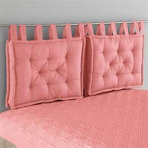 Coussin Tete De Lit : coussin t te de lit home design romantic and pillow beds ~ Melissatoandfro.com Idées de Décoration
