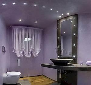 Cool, 41, Pretty, Purple, Bathroom, Decor, Ideas