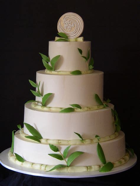 Martha Stewarts Wedding Cake Gallery