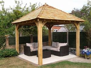 Oak Frame Gazebos Wooden Gazebos