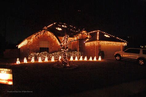 computerized christmas lights and cocoa suitcases and