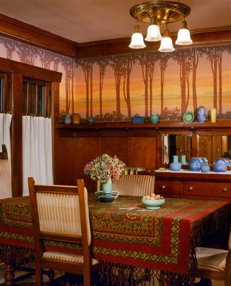 arts and crafts home interiors revival interiors woodwork bungalow and serenity