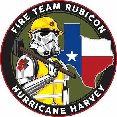 Rubicon Team Patch Fire Charity Patches Trooper