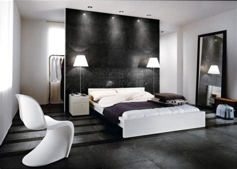 deco chambre blanc awesome decoration chambre moderne noirblanc ideas