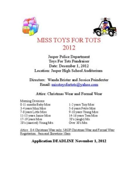toys for tots phone number miss toys for tots application kjas home