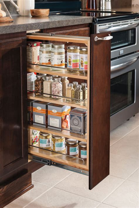 base pullout cabinet aristokraft cabinetry