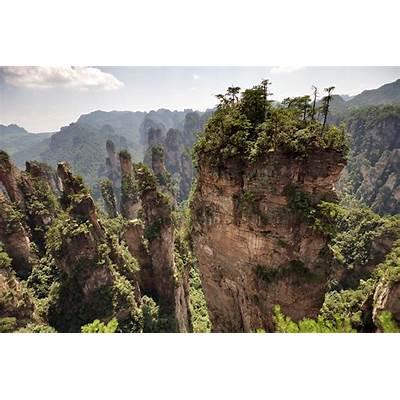 Zhangjiajie National Forest ParkI Like To Waste My Time