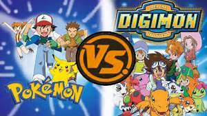digimon is better than pokemon 2