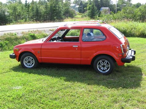 1978 Honda Civic For Sale by 1978 Honda Civic Pictures Cargurus