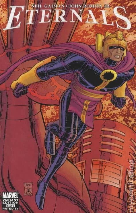 Eternals (2006 3rd Series) comic books