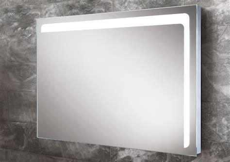 Hib Louisa Steam Free Led Back-lit Mirror X Mm