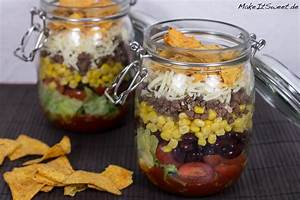 Grünkohl Zubereiten Glas : taco salat im glas rezept ~ Yasmunasinghe.com Haus und Dekorationen