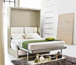 Jugendzimmer Mit Klappbett : schrankwand mit klappbett wohnideen f r praktische wandbetten ~ Sanjose-hotels-ca.com Haus und Dekorationen