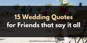 Wedding Wishes Archives Best Wishes and Quotes com Words from the Heart