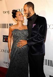 Alicia Keys & Swizz Beatz Welcome Baby Boy Rap Up